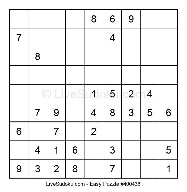 Beginners Puzzle #400438