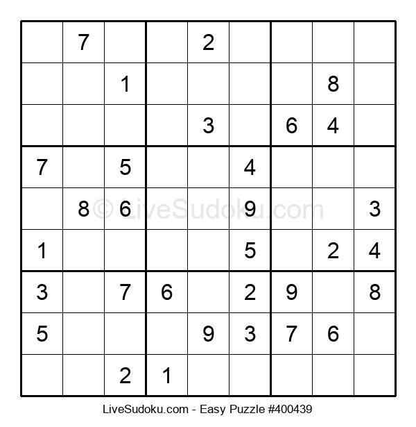 Beginners Puzzle #400439