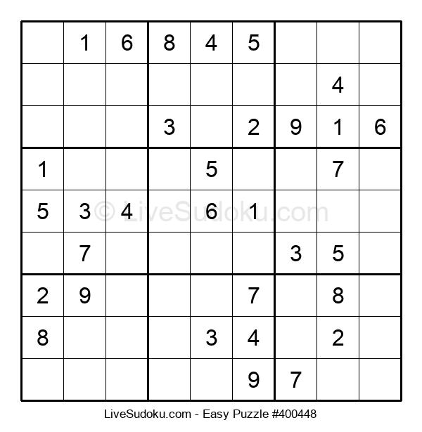 Beginners Puzzle #400448