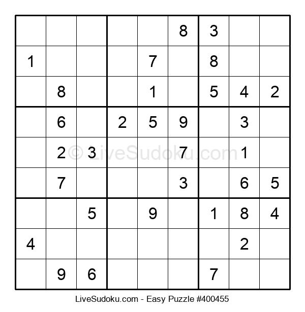 Beginners Puzzle #400455