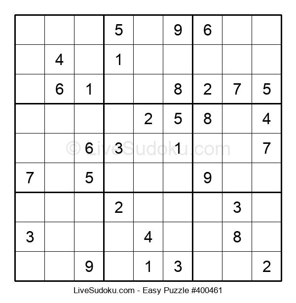 Beginners Puzzle #400461