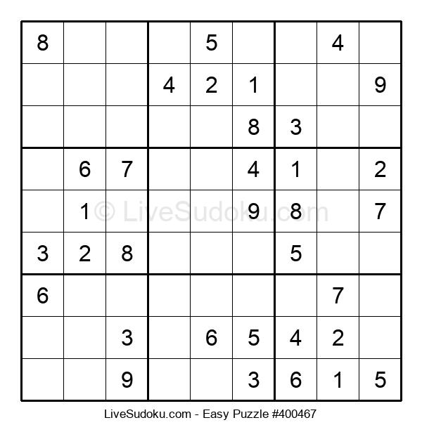 Beginners Puzzle #400467