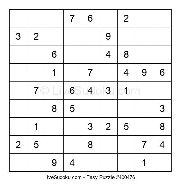 Beginners Puzzle #400476