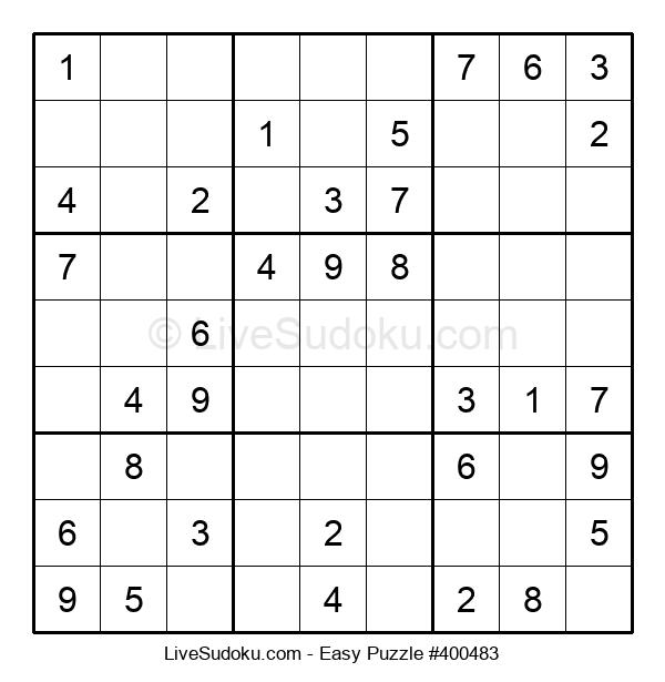 Beginners Puzzle #400483