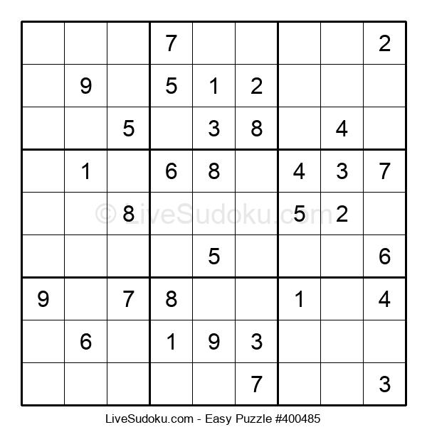 Beginners Puzzle #400485