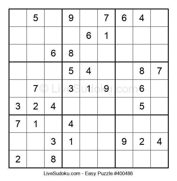 Beginners Puzzle #400486