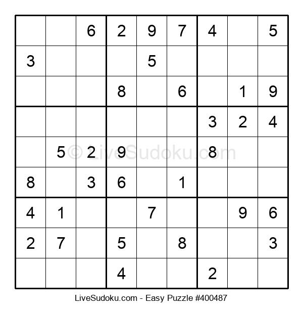Beginners Puzzle #400487