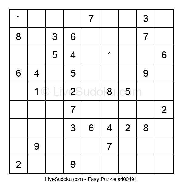 Beginners Puzzle #400491