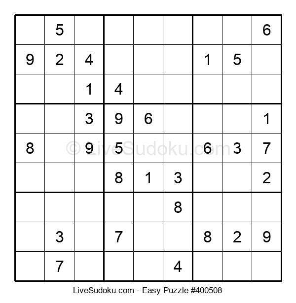 Beginners Puzzle #400508