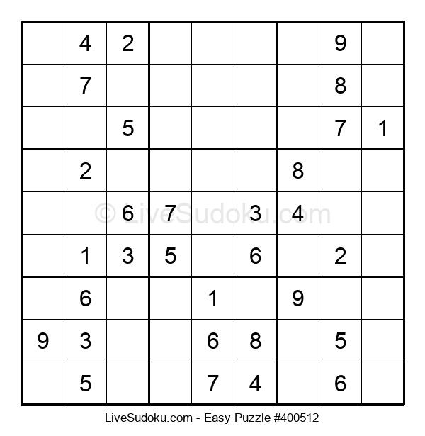 Beginners Puzzle #400512