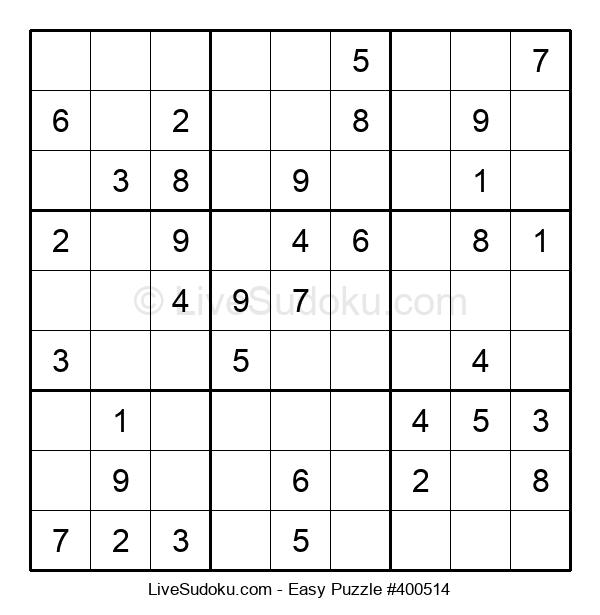 Beginners Puzzle #400514