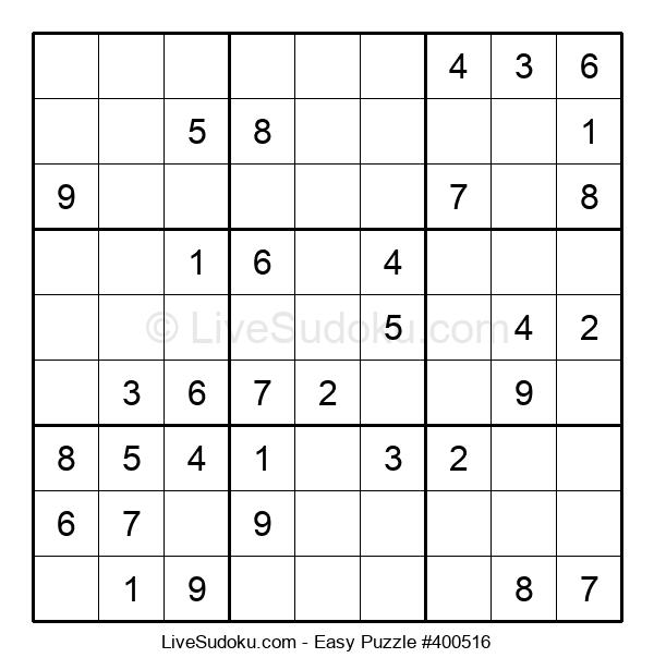 Beginners Puzzle #400516