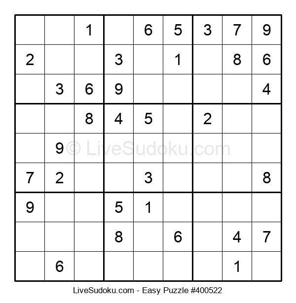 Beginners Puzzle #400522