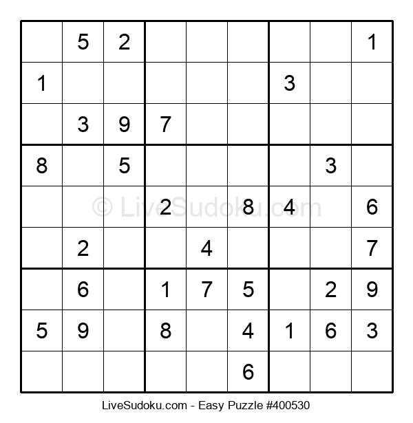 Beginners Puzzle #400530