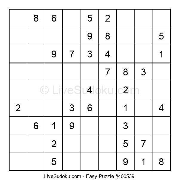 Beginners Puzzle #400539
