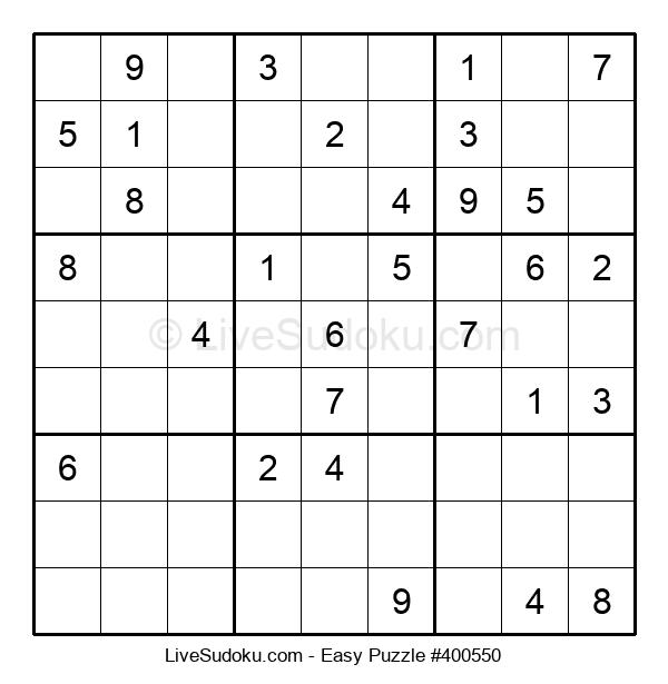 Beginners Puzzle #400550