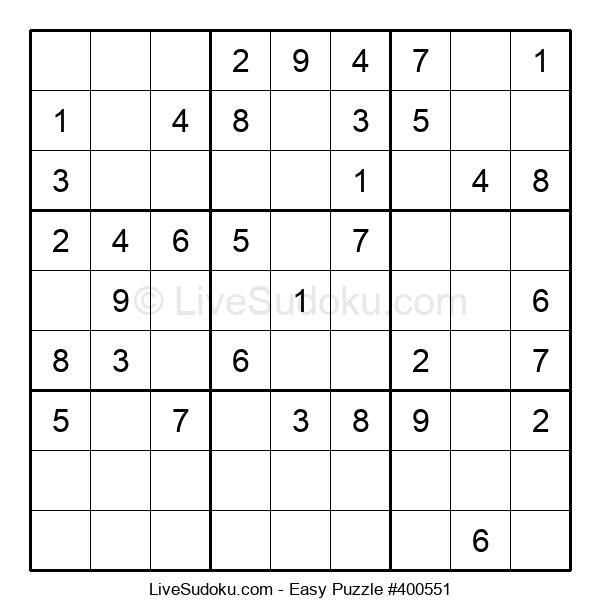 Beginners Puzzle #400551