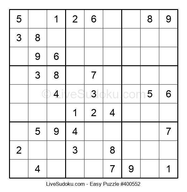 Beginners Puzzle #400552