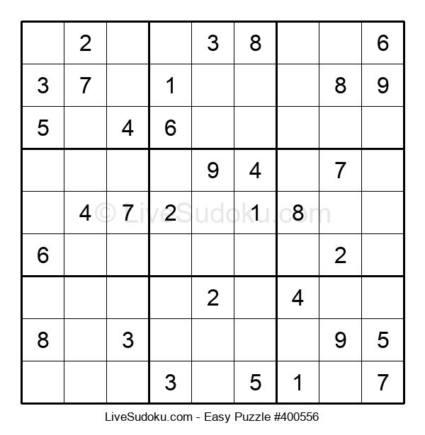 Beginners Puzzle #400556