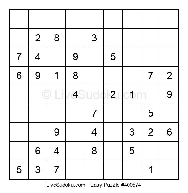 Beginners Puzzle #400574