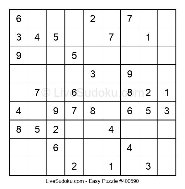 Beginners Puzzle #400590