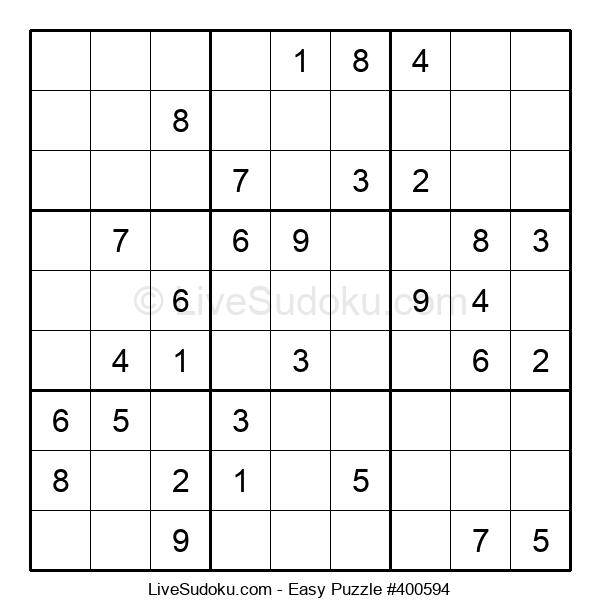 Beginners Puzzle #400594