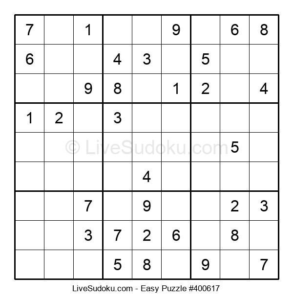 Beginners Puzzle #400617