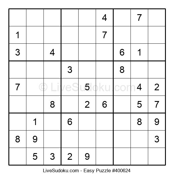 Beginners Puzzle #400624