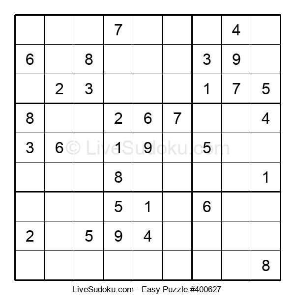 Beginners Puzzle #400627