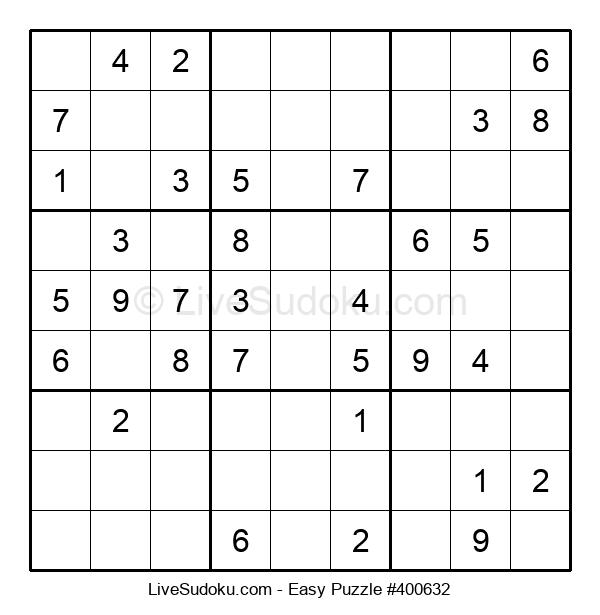 Beginners Puzzle #400632