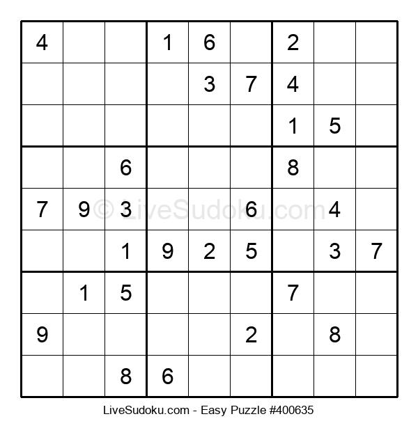 Beginners Puzzle #400635