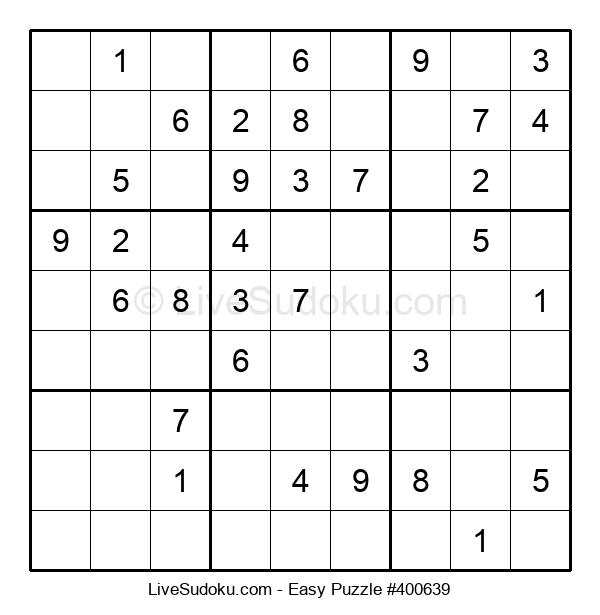Beginners Puzzle #400639