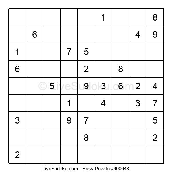 Beginners Puzzle #400648