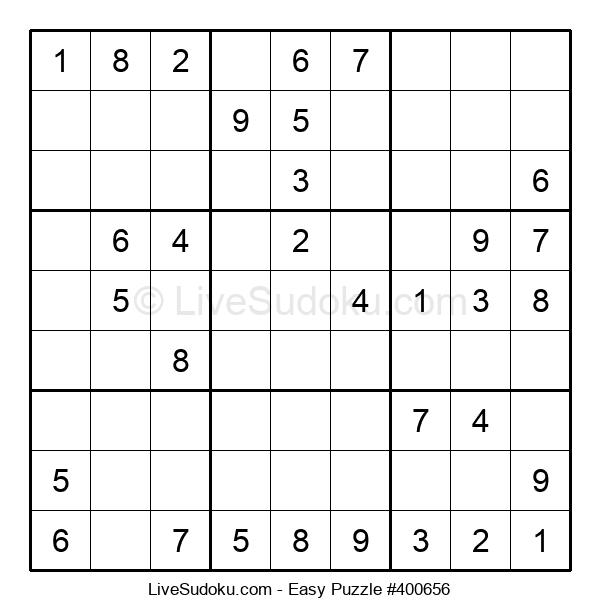 Beginners Puzzle #400656