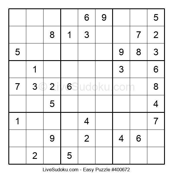 Beginners Puzzle #400672