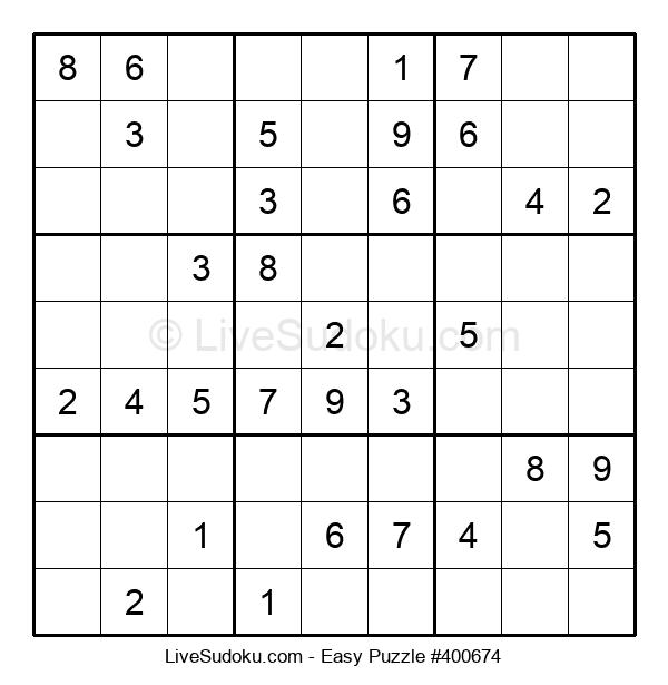 Beginners Puzzle #400674