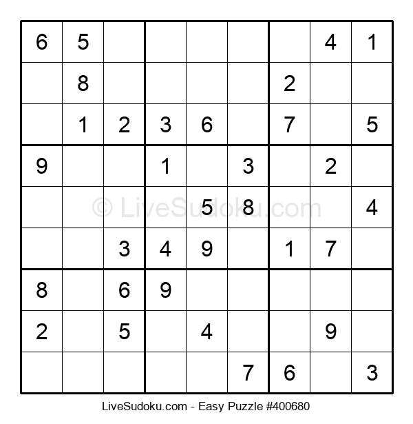 Beginners Puzzle #400680