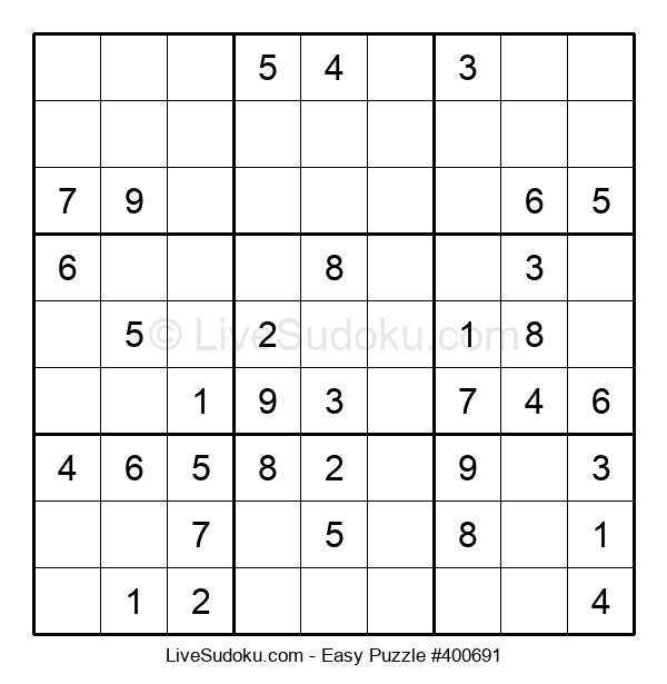 Beginners Puzzle #400691