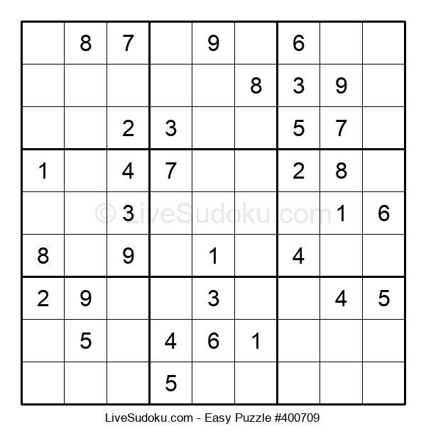 Beginners Puzzle #400709