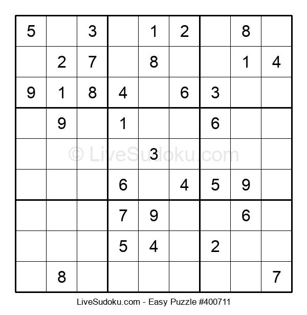Beginners Puzzle #400711