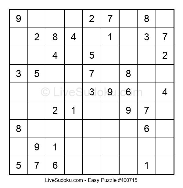 Beginners Puzzle #400715