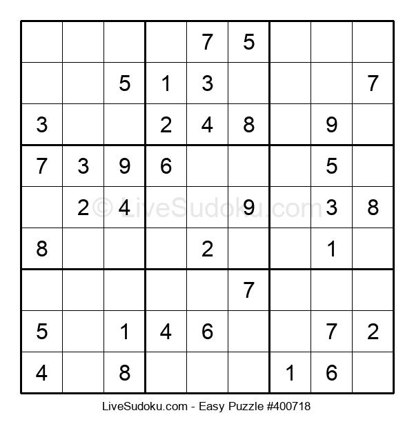 Beginners Puzzle #400718