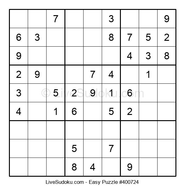 Beginners Puzzle #400724