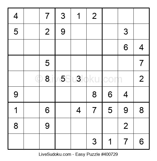 Beginners Puzzle #400729