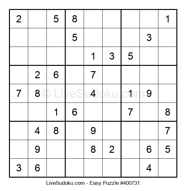 Beginners Puzzle #400731