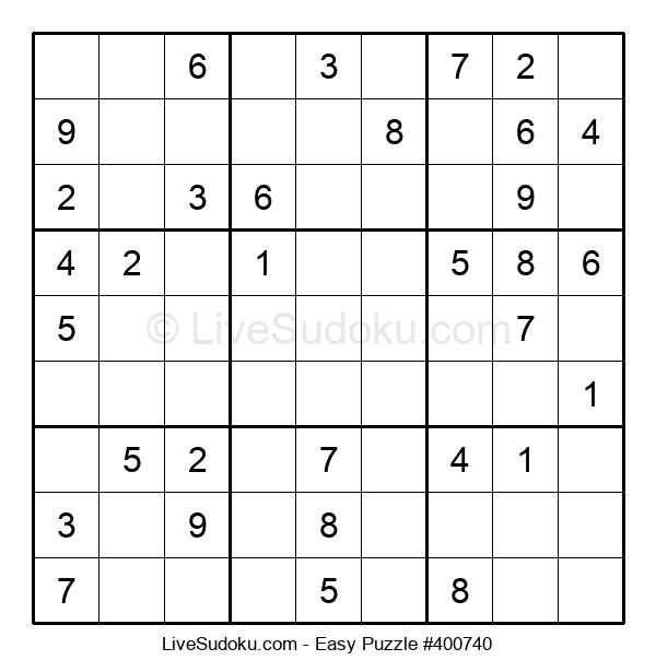 Beginners Puzzle #400740