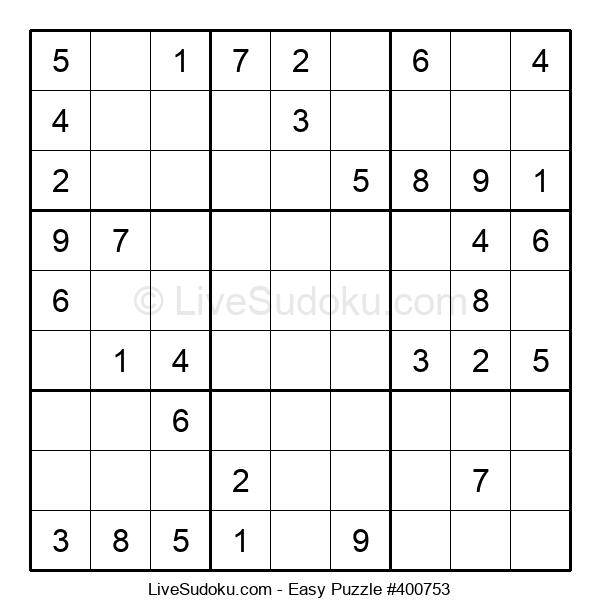 Beginners Puzzle #400753