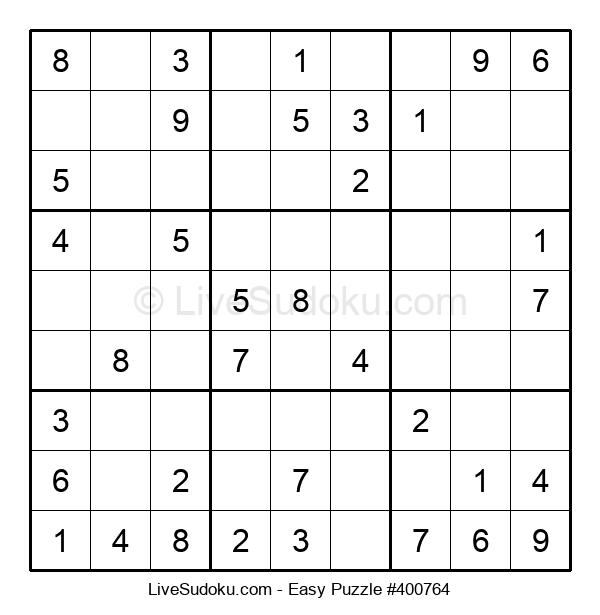 Beginners Puzzle #400764