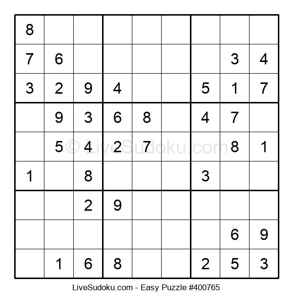 Beginners Puzzle #400765