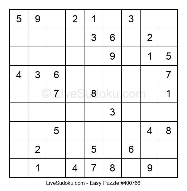 Beginners Puzzle #400766